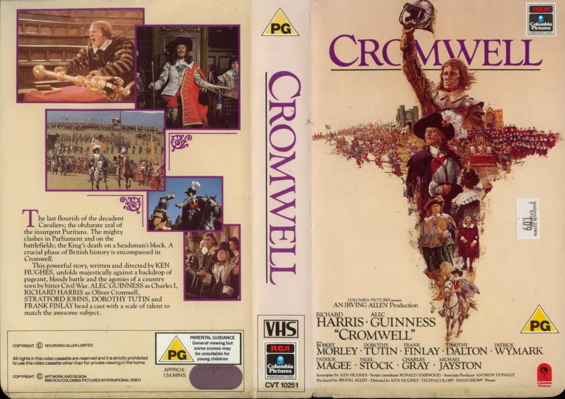 an overview of the cromwell movie directed by ken hughes Rent cromwell (1970) starring richard harris and alec guinness on dvd and blu-ray get unlimited dvd movies & tv shows delivered to your door with no late fees, ever fast, free delivery one month free trial.